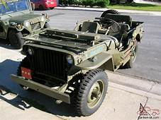 1941 Slat Grill Willys Mb Jeep Custom Made Scale Model