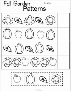 math worksheets on patterns for kindergarten 339 free fall kindergarten patterns math worksheet patterning kindergarten kindergarten addition