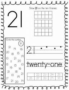 number worksheets 21 30 by stacia bernath teachers pay teachers