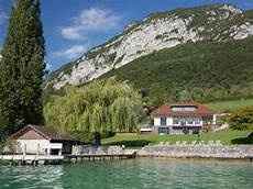 villa to rent in haute savoie on the edge of annecy lake