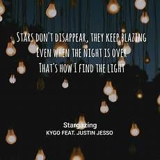 Kygo Stargazing Lyrics Stargazing Quotes Magic Quotes