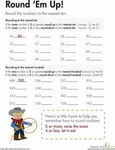 rounding place value worksheets 4th grade 5524 41 best images about homeschool math on