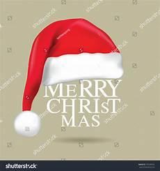 merry christmas santa claus santa hat stock vector illustration 195308252