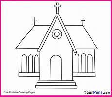 Gambar Gereja Untuk Mewarnai Gambar Mewarnai Hd