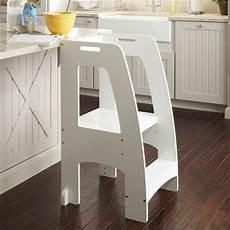 Kitchen Design Helper by Top Wood Step Stool Nk14 Advancedmassagebysara