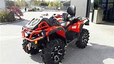 2018 can am outlander x mr 1000r do you notice the