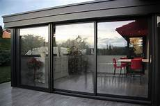 Carrelage Pour Veranda Extension V 233 Randa Vitr 233 E Donnant Sur Terrasse 224 Carrelage