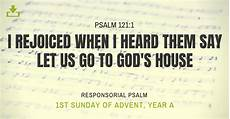 1st sunday of advent year a cjm