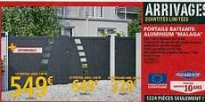 portail en aluminium brico depot ng08 montrealeast