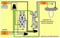 switch and receptacle same box in 2020 light switch wiring home electrical wiring electrical