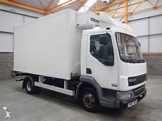 camion daf frigo lf45 7 5 tonne fridge freezer 2007