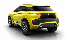 Mitsubishi Launching Five New Crossovers SUVs By 2020