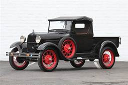 1929 Ford Model A Roadster Pick Up Maintenance/restoration
