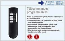 telecommande alarme daitem alarmes daitem syst 232 mes de commande dp8000