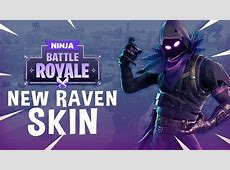 New Raven Skin!!   Fortnite Battle Royale Gameplay   Ninja