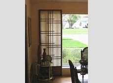 Shoji Screen Doors, Striking Asian Latticework for
