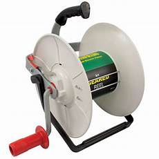 1 1 value reel powerfields high quality electric fence 3 1 geared reel powerfields high quality electric fence