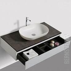 waschtischunterschrank für aufsatzwaschbecken holz badm 246 bel vision 100 cm wei 223 spiegel aufsatzwaschbecken