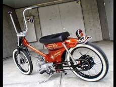 Modifikasi Honda C70 Chopper by Motor Trend Modifikasi Modifikasi Motor Honda C70