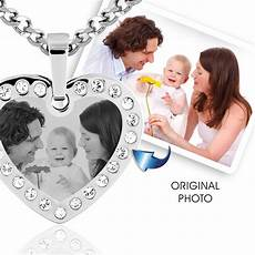 mh8p9m photo engraved cz pendant in stainless steel mhpm
