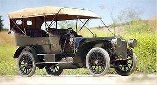 Early American Automobiles 1906 Models