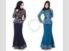 Baju Kurung: Trendy Malaysian Muslim Dresses   HijabiWorld