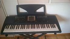 yamaha psr 330 electric keyboard piano with stand