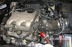 I A 2002 Buick Century 3 1 Liter Engine That Leaks