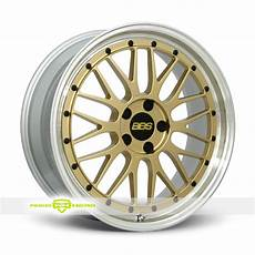 Bbs Lm Forged Multi Gold Wheels For Sale Bbs Lm