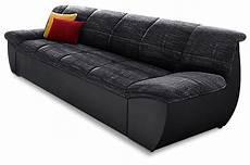 sofa schwarz 3er sofa splash schwarz sofas zum halben preis