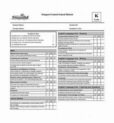 high school report card template 30 real report card templates homeschool high