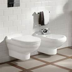 Villeroy And Boch Wc - villeroy boch hommage wall hung toilet uk bathrooms