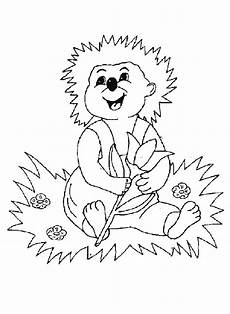 Ausmalbilder Hase Und Igel Coloring Page Hedgehog Animals Coloring Pages 5