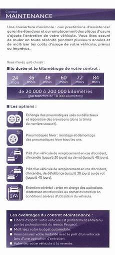 Peugeot Contrat Services Achat Voiture Occasion Sous