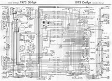 1973 dodge challenger wiring diagram for electronic distributor dodge coronet and charger 1973 complete wiring diagram all about wiring diagrams