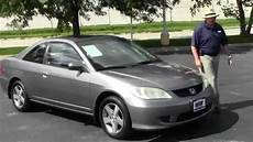 Honda Civic 2004 - used 2004 honda civic ex coupe for sale at honda cars of
