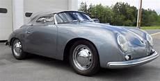 1957 Porsche Speedster Replica Gauthier Autos Classiques