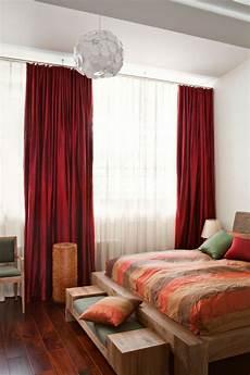 Vorhänge Blickdicht Schlafzimmer - gardinen schlafzimmer 75 bilder beweisen dass gardinen
