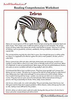 animal reading worksheets 14021 comprehension sheets on animals comprehension practice reading comprehension practice