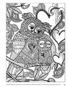 Malvorlage Eule Mandala Awesome Owls Coloring Book By Fox Chapel Publishing