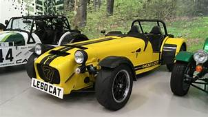 The Caterham Sports Car That Could Have Been Brilliant