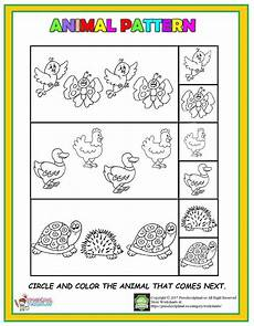 animal pattern worksheets 14350 animal pattern worksheet pattern worksheet pattern worksheets for