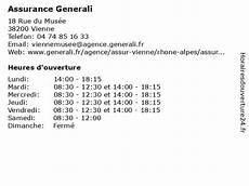 ᐅ Assurance Generali Horaires D Ouverture 18 Rue Du