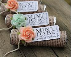 mint wedding favors of 24 mint rolls mint to