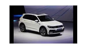 Sitzprobe VW Tiguan  Vw