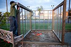 Treibhaus Selber Bauen - attached greenhouse building this should be your next