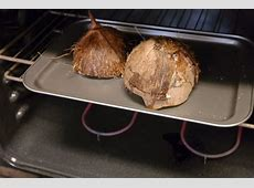 How to Peel Flesh Away from Coconut Skin   LIVESTRONG.COM