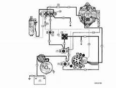 5 0 Mercruiser Starter Wiring Diagram