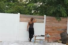 peindre un mur exterieur en ciment construction maison