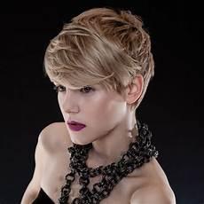 modern hairstyles for short blond hair from scandinavia